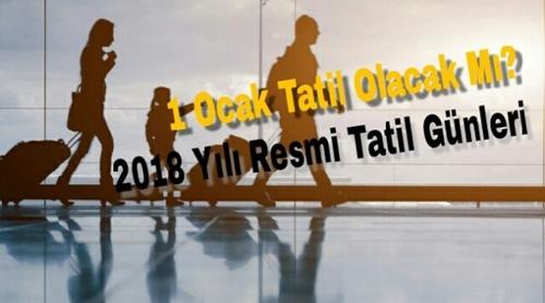 2018-yili-tatil-takvimi